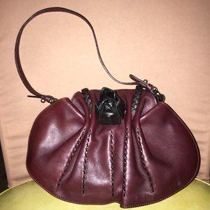 Salvatore ferragamo vintage small flap bag